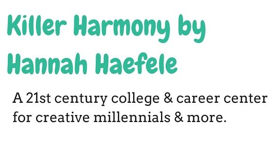 Killer Harmony | Blog Header Image